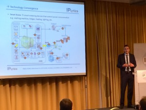 IPlytics on Patents and Standards for Internet of Things Technologies @IP Service World