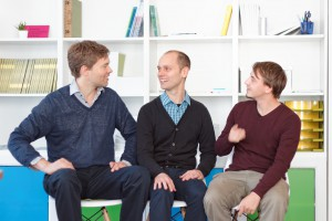 Team: Prof. Dr. Hendrik Send, Matti Große and Moritz Neujeffski